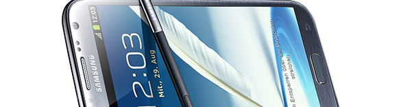 Galaxy Note 2 Glass Replacements among other fixes