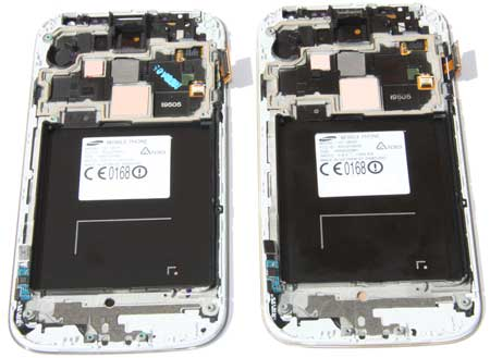 Comparing the Screens for Galaxy S4 I9507 & I9505