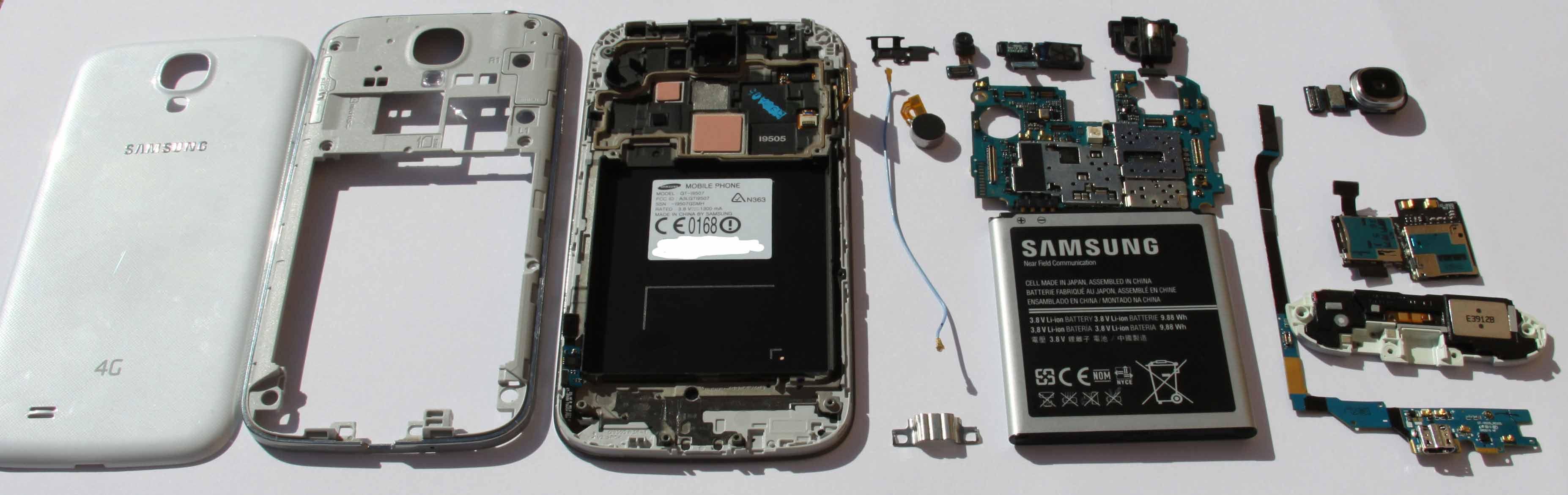Wiring Diagram  33 Samsung Galaxy S4 Parts Diagram