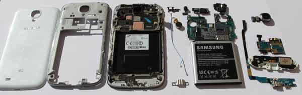 Galaxy S4 I9507 Tear down