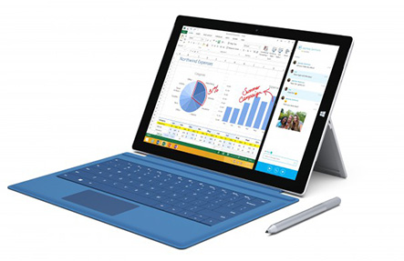surface pro 3 screen repairs in Perth