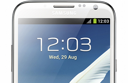 Galaxy Note 2 Services in Perth