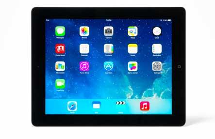 iPad 2 repair services in Perth