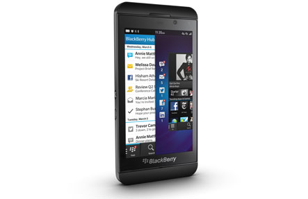 Blackberry Z10 services including screen replacements