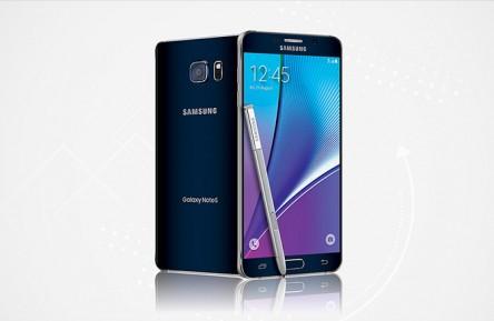 Galaxy Note 5 Repairs