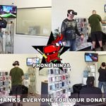 Virtual Reality 4 Charity fundraising event a huge success