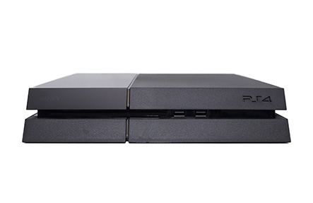 PS4 console in need of a fix