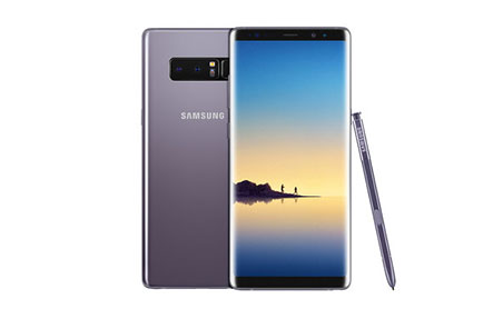 Samsung Galaxy Note 8 Screen Replacements & Other Repairs in Perth